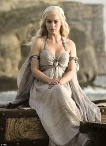 Khaleesi- Game of Thrones
