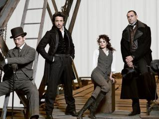 Sherlock Holmes cast
