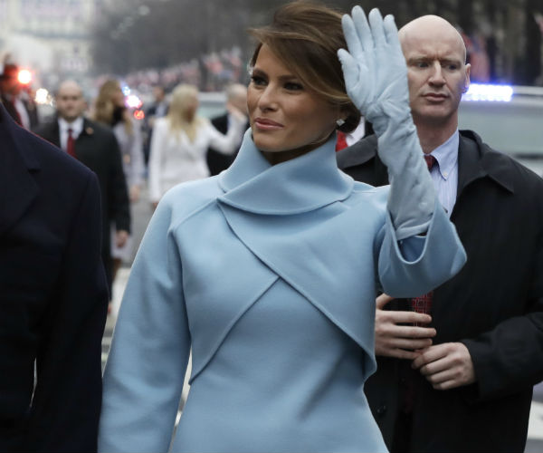 c7b9e53d276d Get inspired by Melania Trump s Inauguration Day Outfit  – Fashioninja