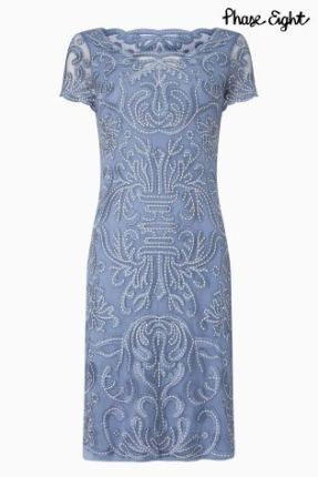 Next - Blue Bell Talia Dress