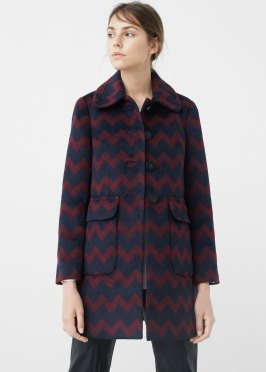 Mango Pocket Coat