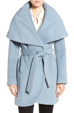 Nordstrom - Wool Belted coat