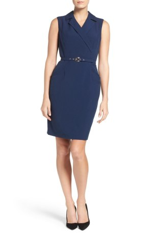 Nordstrom - Blue dress