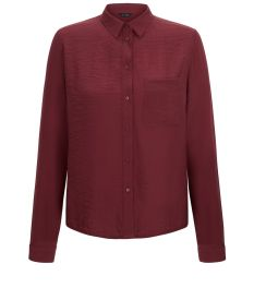New Look - Burgundy Shirt