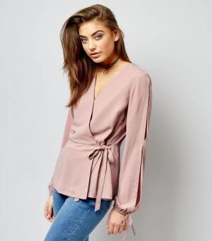 Neew Look - Blush Bluse