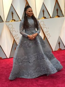 Ava DuVernay - Ashi Studio dress