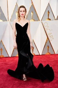 Brie Larson - Oscar de la Renta