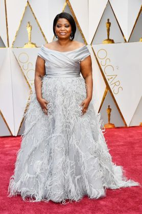 Octavia Spencer - Marchesa