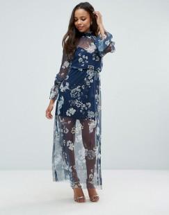 Asos Petit - Maxi Dress