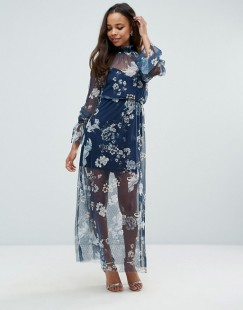 Asos Petit - Maxi Dress