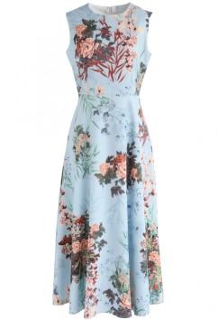 Chichwish - Floral Sleveless Dress