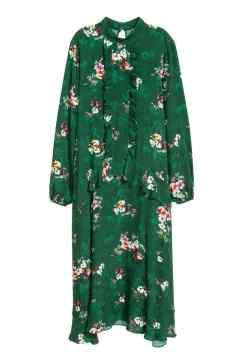 H&M - Long Sleeves Maxu Dress