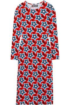 Net a Portet/House of Holland - Printed Dress