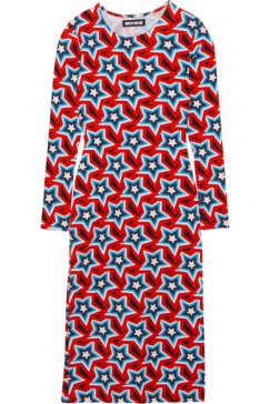 Net a Portet/House of Holland - Printed Dress