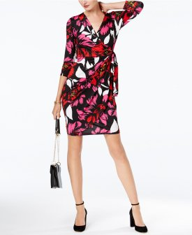 Macy's/INC International Concepts - Printed Dress