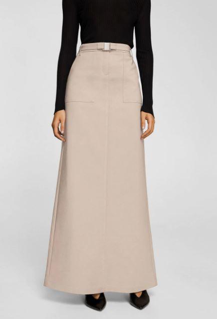 04 mango maxi skirt fashioninja
