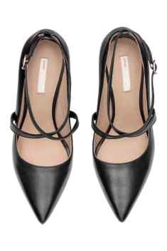 H&M - Black Shoes
