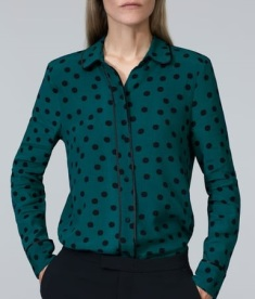 Zara - Green Shirt
