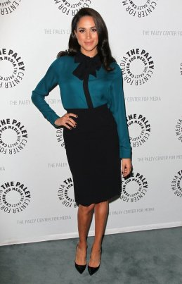 12-She-Wore-Pussy-Bow-Blouse-Pencil-Skirt-Paley-Center-Media-Gathering