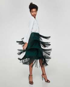 green-skirt-zara