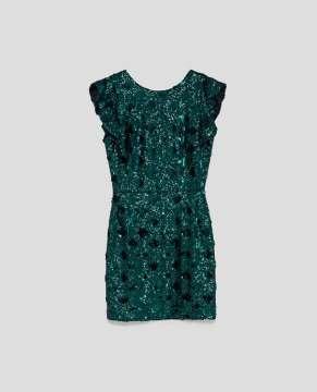 sequin-green-dress-zara-4995