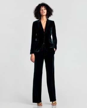 velvet-blazer-trouser-green-zara-8995